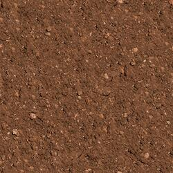Brown Plowed Soil